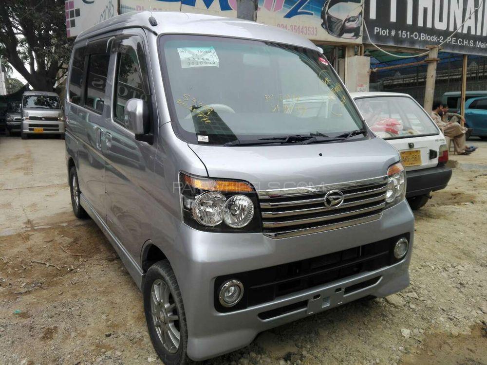 Daihatsu Atrai Wagon 2012 Image-1