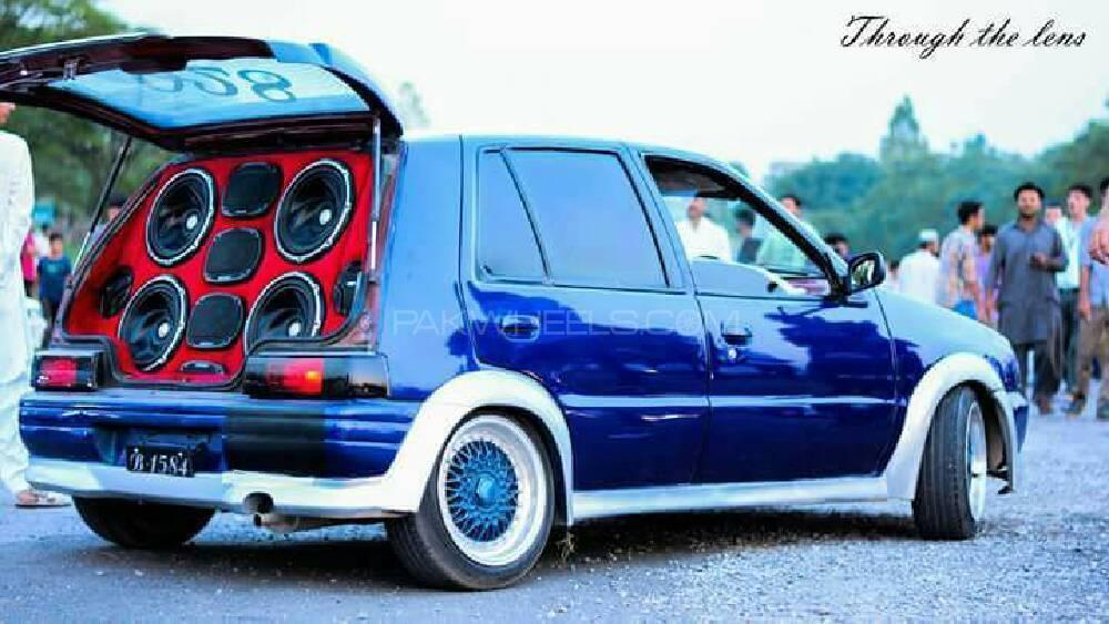 Daihatsu Charade GT-ti 1987 Image-1