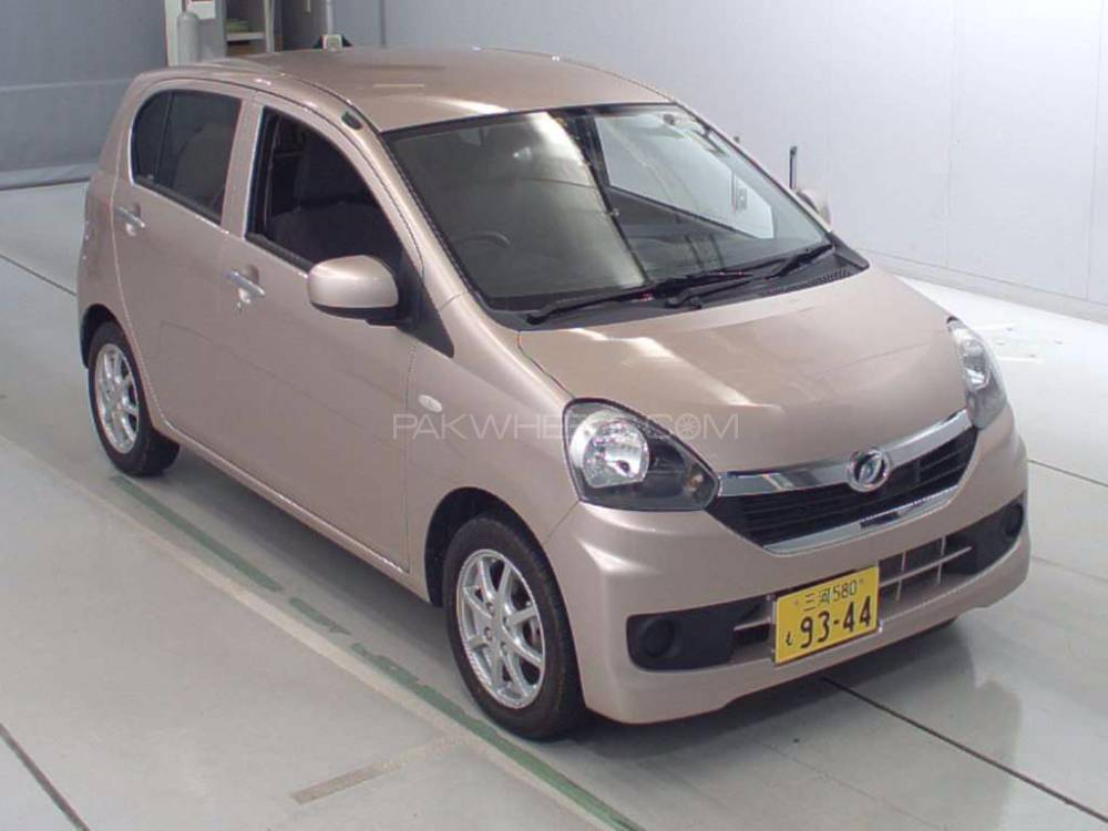 Daihatsu Mira X Limited Smart Drive Package 2014 Image-1