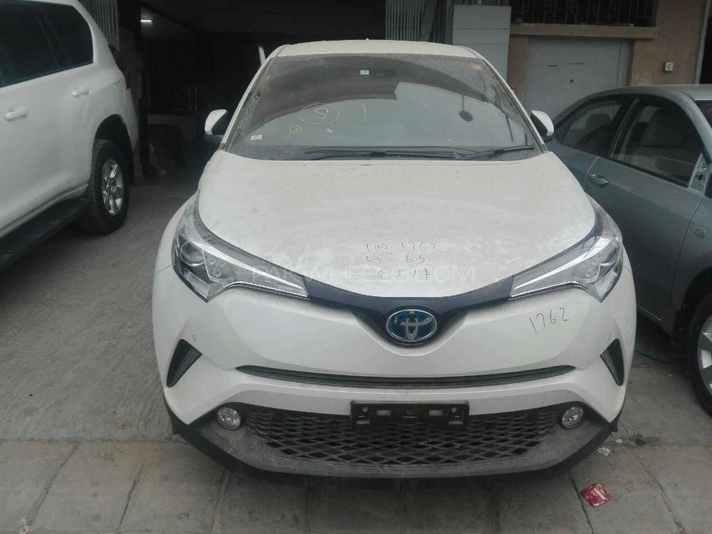Toyota C-HR 1.8 Hybrid 2016 Image-1