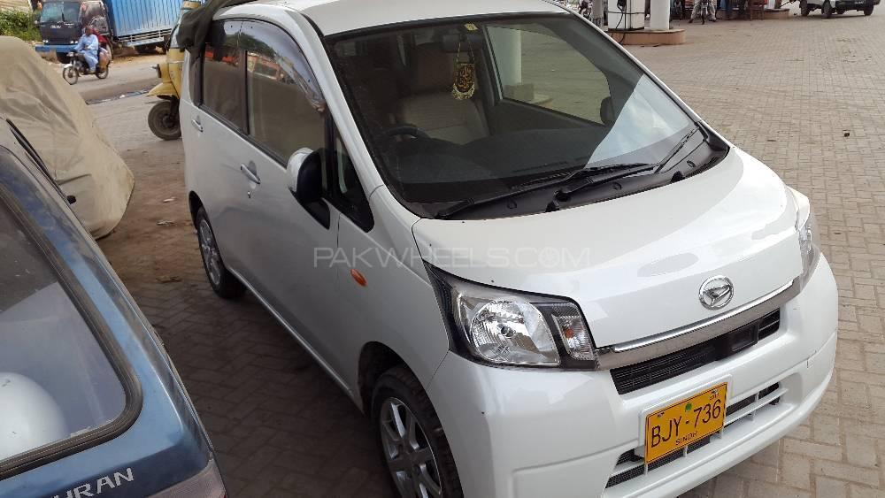 Daihatsu Move 2017 Image-1