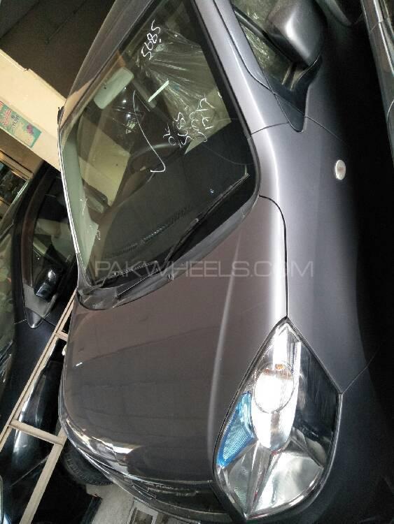Suzuki Wagon R VXL 2017 Image-1