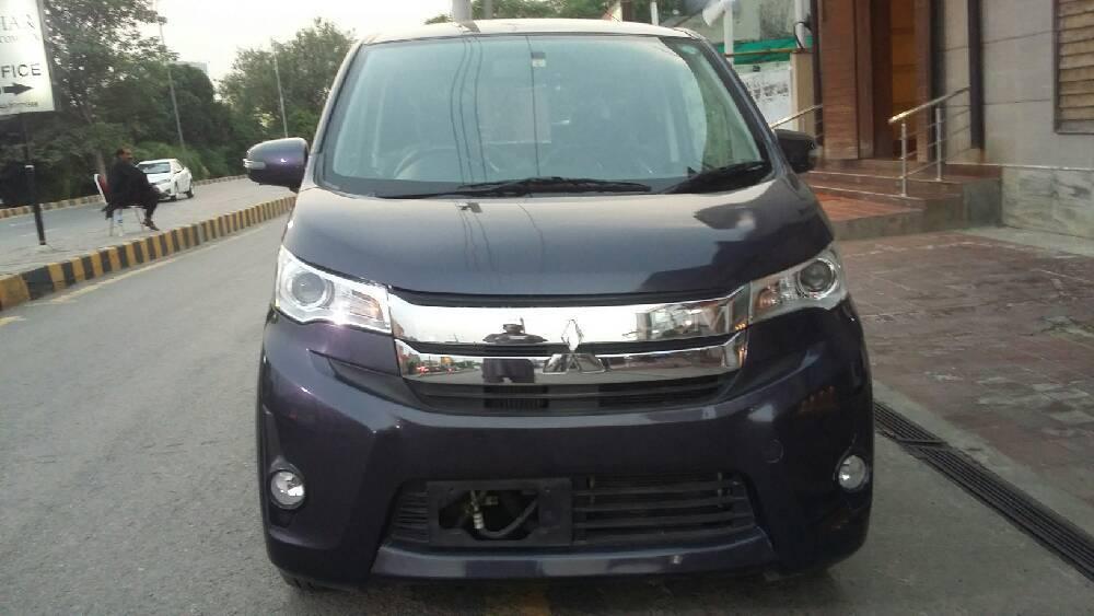 Mitsubishi EK Custom G 2014 Image-1