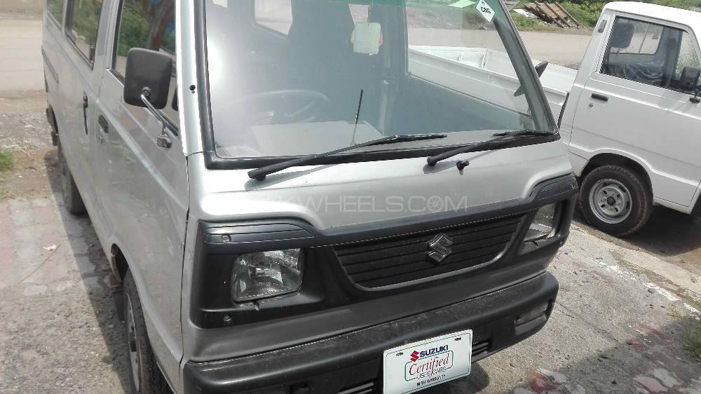 Suzuki Bolan GL 2010 Image-1
