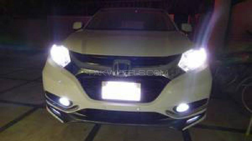 Honda Vezel Hybrid RS Honda Sensing  2014 Image-1