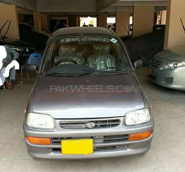 Daihatsu Cuore CL 2014 Image-1