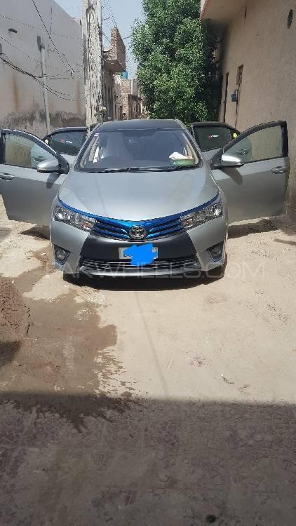 Toyota Corolla 2015 Image-1