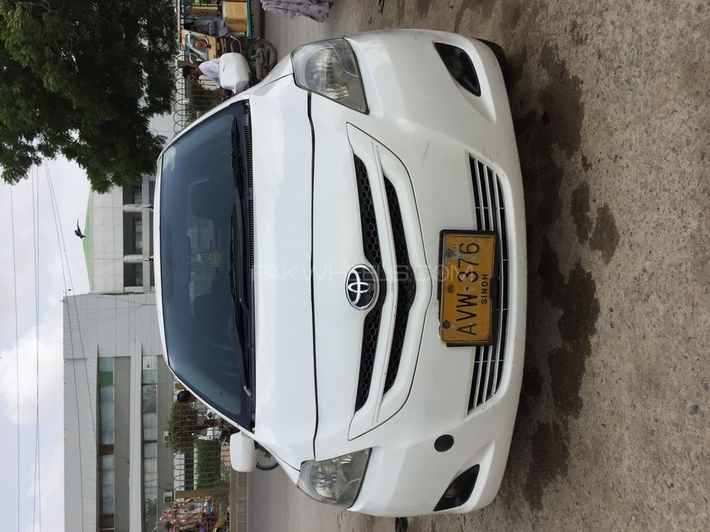Toyota Belta G 1.3 2011 Image-1
