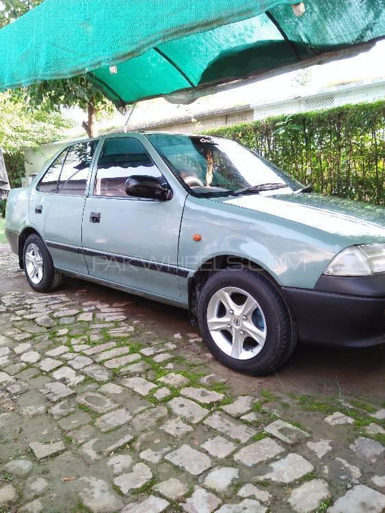 Suzuki Margalla GLX 1994 Image-1