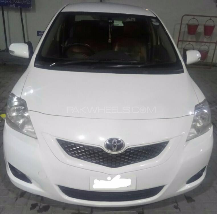 Toyota Belta X Business B Package 1.0 2009 Image-1