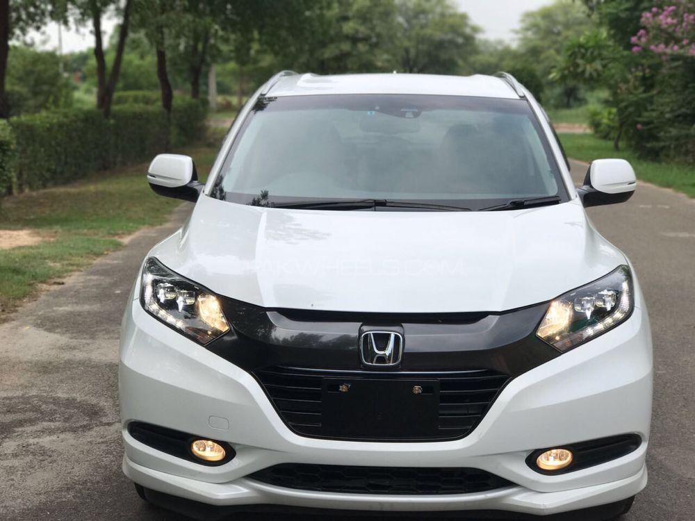 Honda Vezel Hybrid Z Style Edition 2015 Image-1