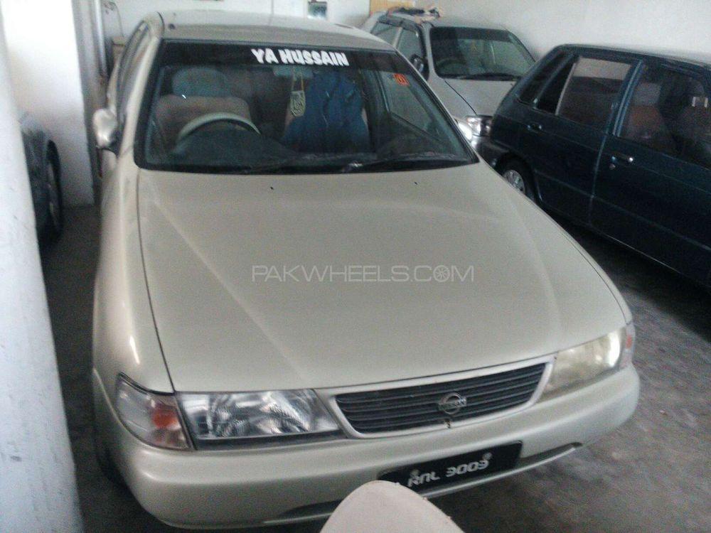 Nissan Sunny EX Saloon 1.3 1999 Image-1