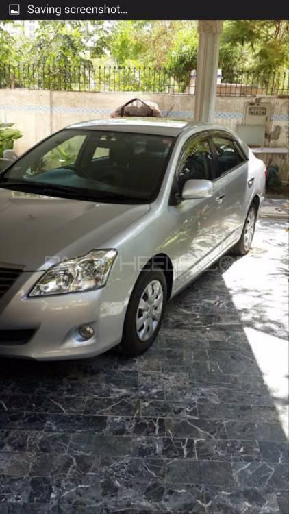 Toyota Premio 2007 Image-1