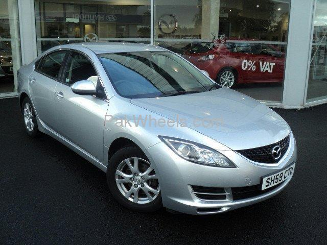 Mazda Axela 2008 Image-1