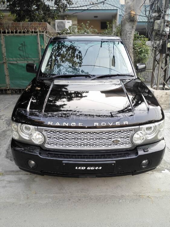 Range Rover Vogue 2006 Image-1