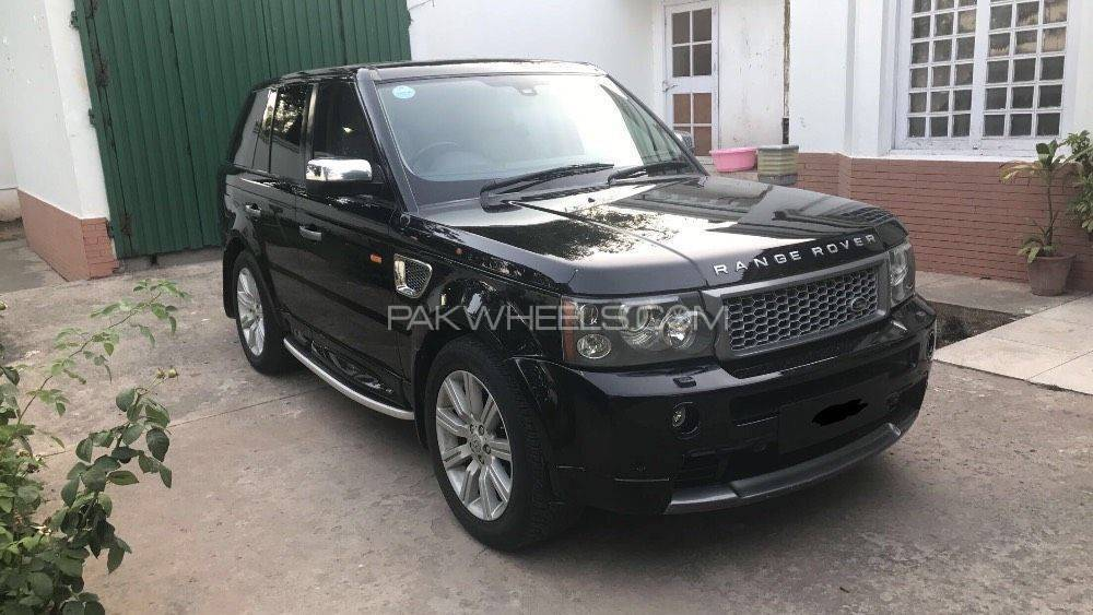 Range Rover Sport 2008 For Sale In Lahore Pakwheels
