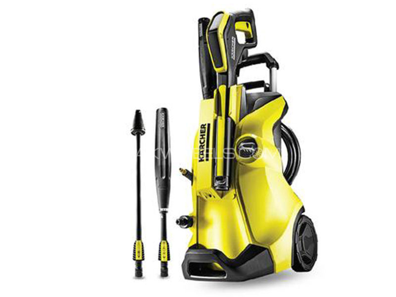 KARCHER K4 Full Control Pressure Washer With FREE 5L Car Shampoo in Lahore