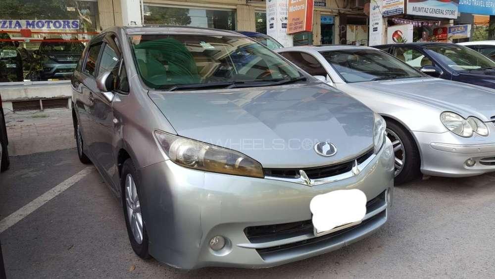 Toyota Wish 1.8X 2009 Image-1