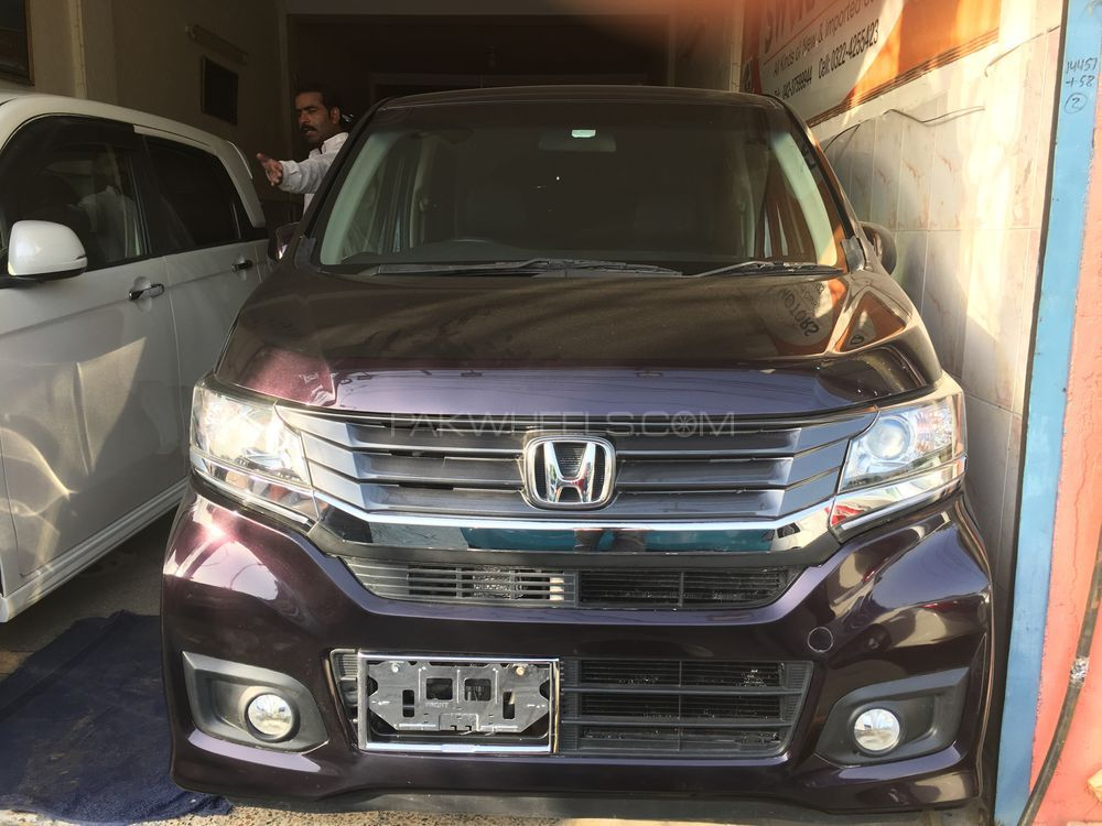 Honda N Wgn Custom G L Package 2015 Image-1