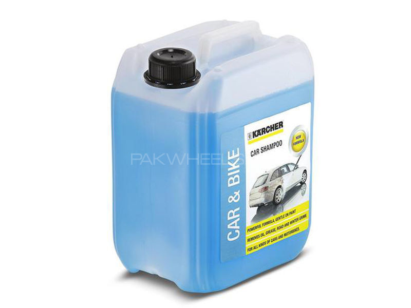 Kärcher Bike & Car Shampoo - 5 Liter in Lahore