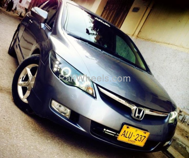 projection for honda civic reborn 2007 8th gen for sale in sukkur