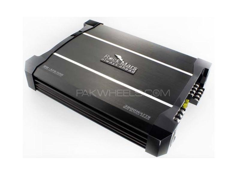 Rockmars 4ch Amplifier 3800w RM-AF6300 in Karachi