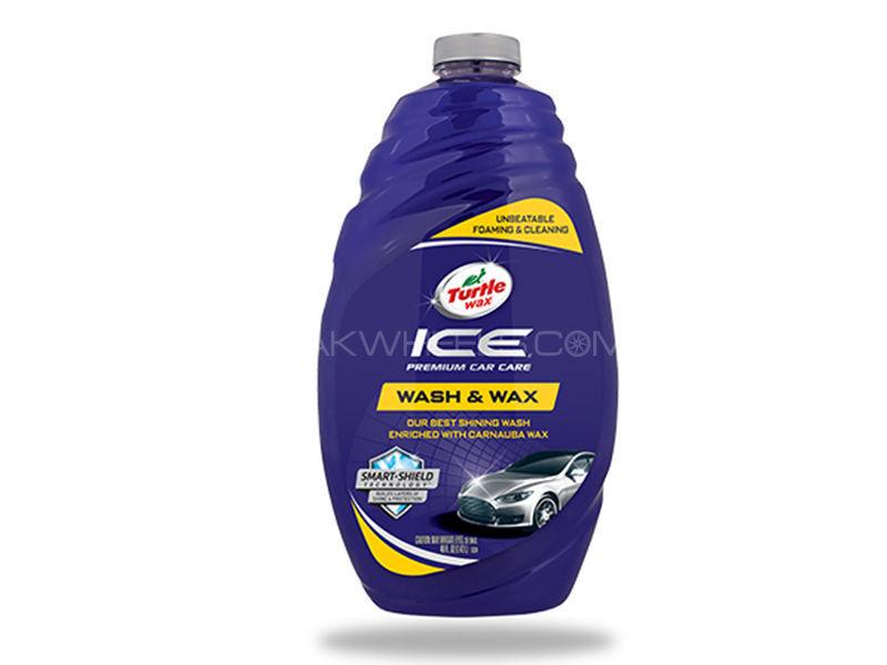 Turtle Ice Premium Care Wash & Wax T472 in Lahore