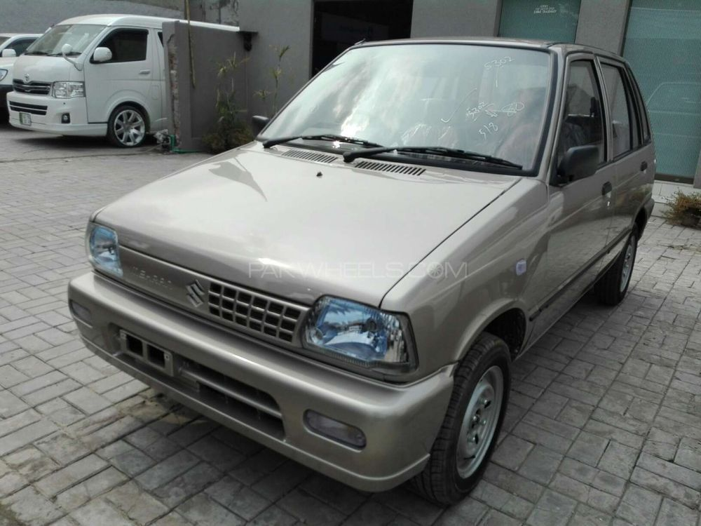 Suzuki Mehran VXR 2017 Image-1