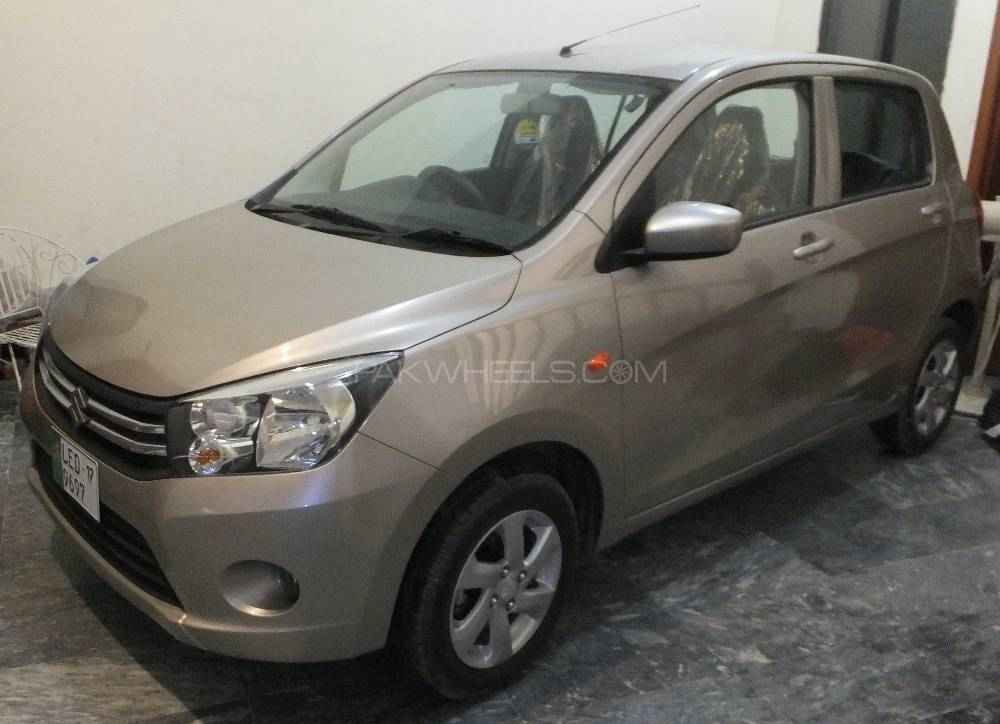 Suzuki Cultus 2017 For Sale In Lahore Pakwheels