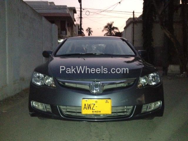 Honda Civic VTi 1.8 i-VTEC 2012 Image-4