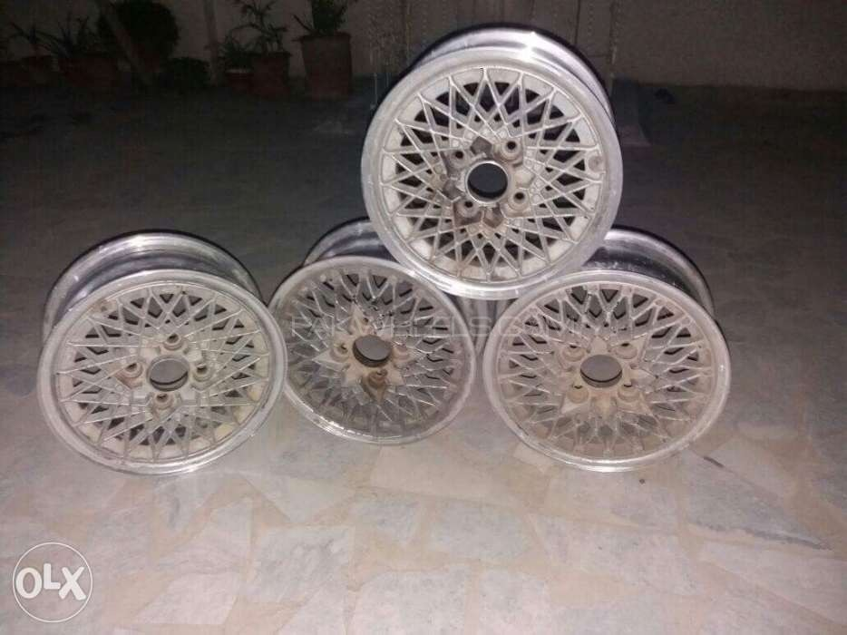 Bbs 14 Inch Rims For Sale In Peshawar Parts