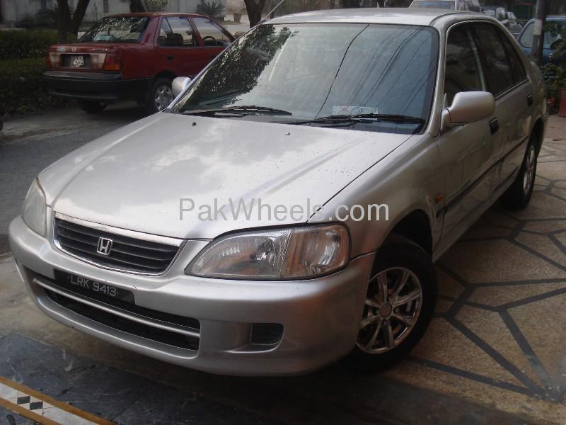Honda City EXi S 2003 Image-2