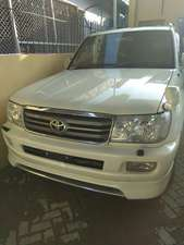 Used Toyota Land Cruiser VX Limited 4.2D 1999