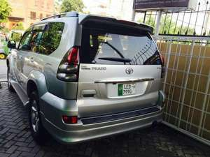 import 2008 Registered 2008 Excellent condition  Neat and Clear interior and exterior  DVD player  Sunroof  Alloy Rims  Tyres condition is good  All documents are complete  call for details  price slightly negotiable  visit and buy with confidence