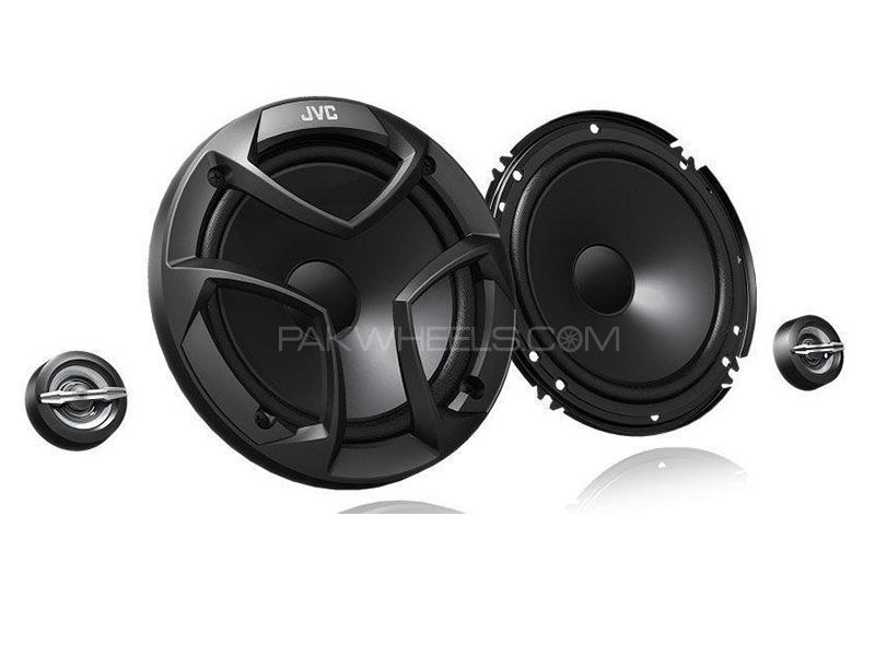 """JVC 6.5"""" 2-Way Car Component Speaker System - J600 in Lahore"""