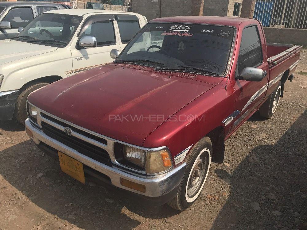 Toyota Pickup 1993 Image-1