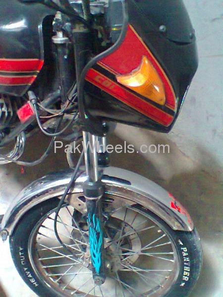 Kawasaki GTO 125 1992 Image-5