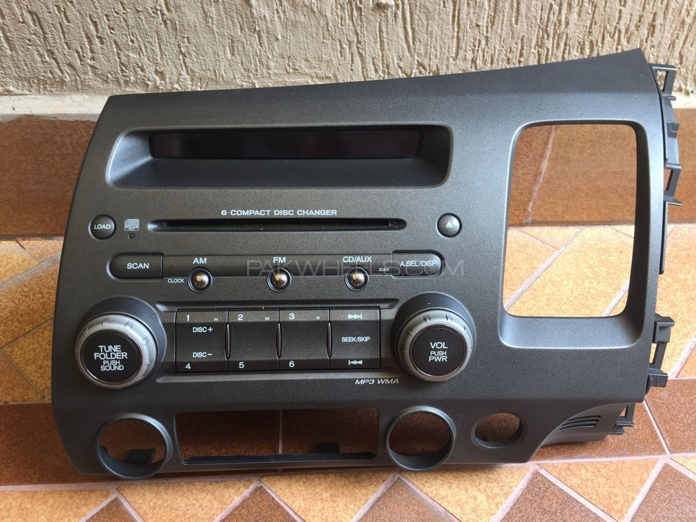 honda civic cd player for sale in islamabad parts. Black Bedroom Furniture Sets. Home Design Ideas