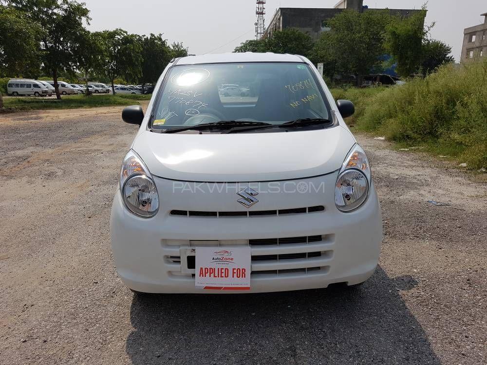 Suzuki Alto E Manual 2014 Image-1