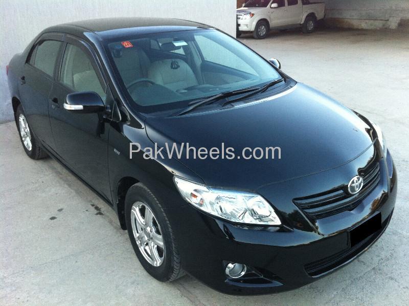 Toyota Corolla Gli 1 3 Vvti 2009 For Sale In Rawalpindi