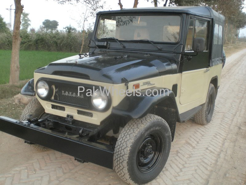 toyota land cruiser 1970 for sale in rawalpindi pakwheels. Black Bedroom Furniture Sets. Home Design Ideas
