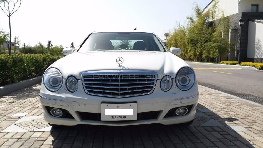 Mercedes benz e class e280 2007 for sale in islamabad for 2007 mercedes benz e350 for sale