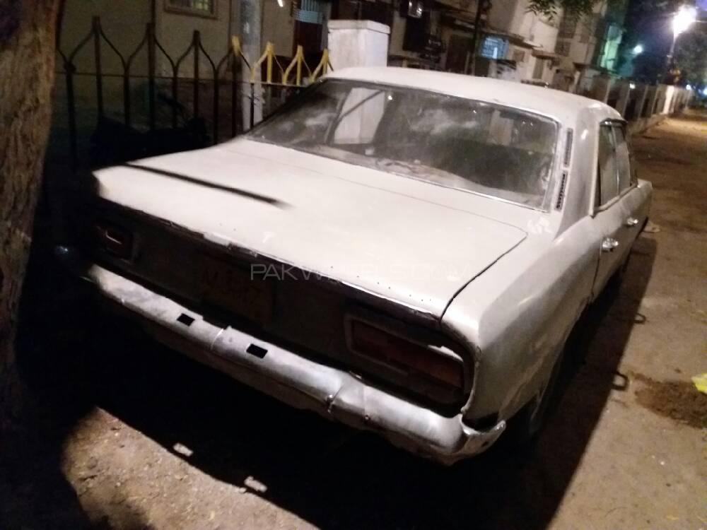 Opel Rekord 1968 Image-1