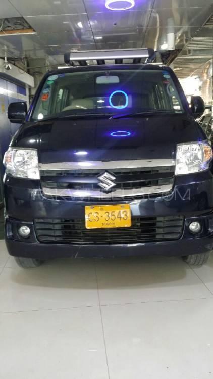 Suzuki APV GLX 2008 Image-1