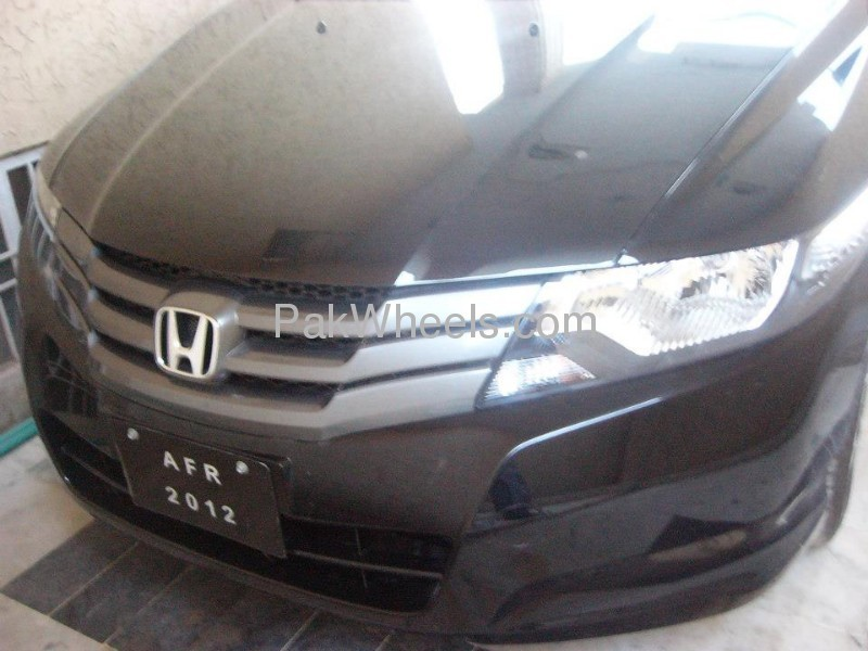 Honda City Aspire 1.5 i-VTEC 2012 Image-9