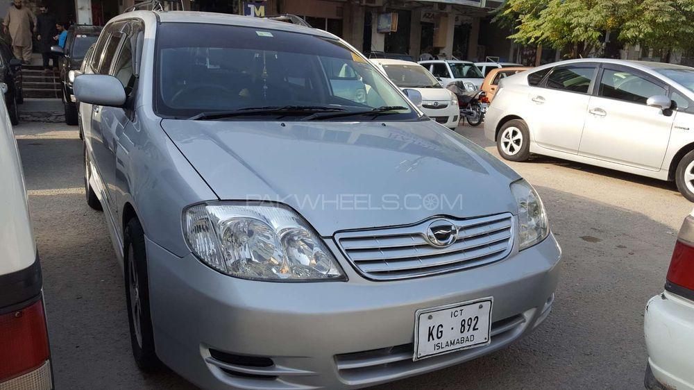Toyota Corolla Fielder X 2003 Image-1