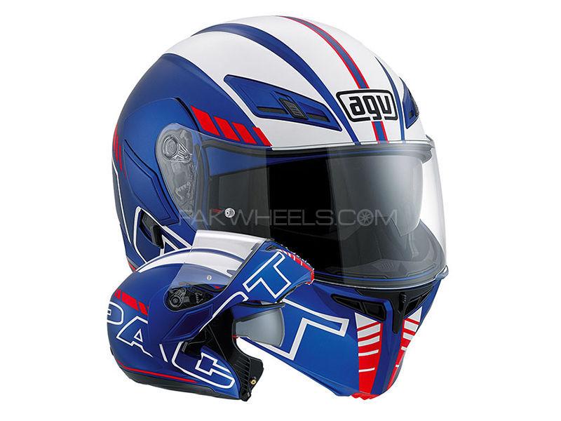 AGV Compact Seattle Mat Helmet Original in Lahore