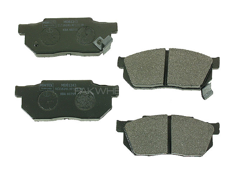 Toyota Rush Front Brake Pads Genuine in Lahore