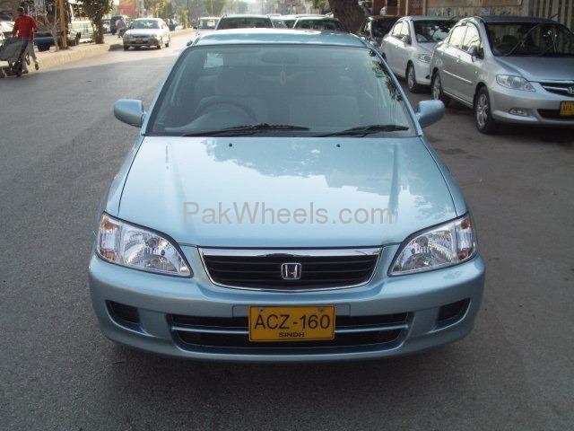 Honda City EXi 2000 Image-2