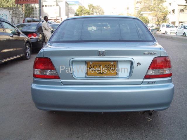 Honda City EXi 2000 Image-4